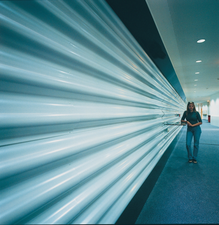 GMMK , Foto: Elisabeth Mayr-Keber , Gert M. MAYR-KEBER ZT-GmbH. IBM Forum Lasallestrasse  1999