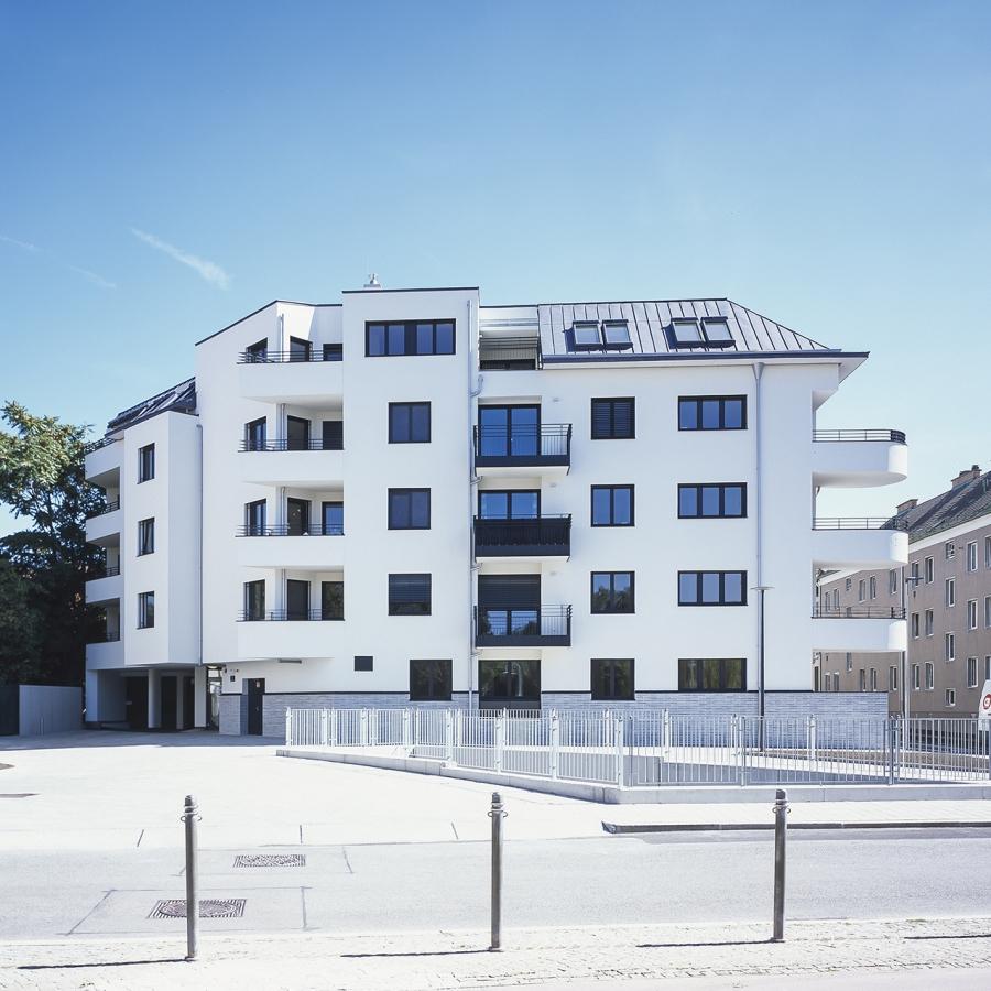 Mayr-Keber ZT GmbH Körnerhalle Rathausplatz Schwechat 2018