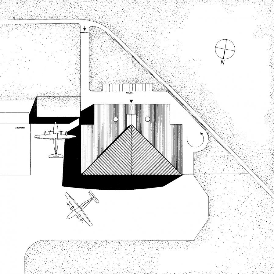 GMMK , Gert M. MAYR-KEBER ZT-GmbH. Gutachten Hangargebäude Tyrolean 1986