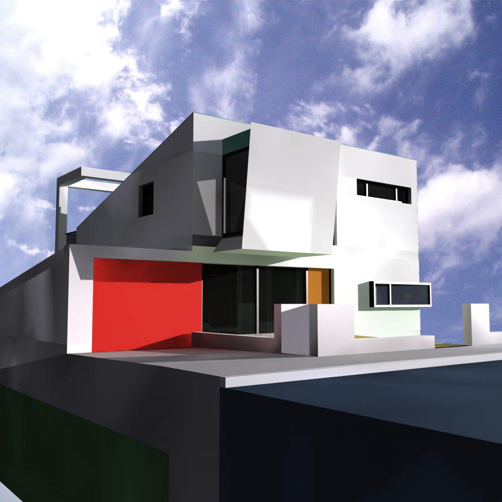 GMMK , Gert M. MAYR-KEBER ZT-GmbH , Haus Fink, 2002