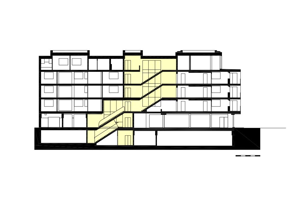 GMMK, Gert M. Mayr-Keber ZT-GmbH, Wohnhaus in Stadlau, 2011-2014