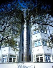 GMMK , Foto: Elisabeth Mayr-Keber , Gert M. MAYR-KEBER ZT-GmbH. Lifte Margaretengürtel 1992