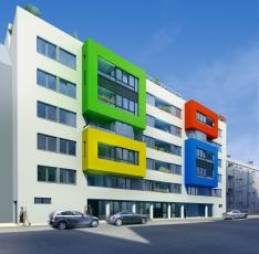 GMMK . Gert M. Mayr-Keber ZT GmbH . Wohnanlage BUWOG 2005-2008
