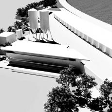GMMK . Gert M. Mayr-Keber ZT Gmbh 2012 Wettbewerb Neubau Autobahnmeisterei Stockerau